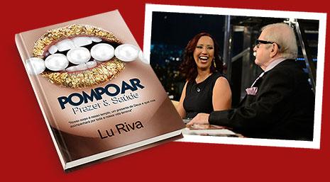 Livro - Pompoar Prazer & Saúde/Jô Soares - Lucimara  Siqueira