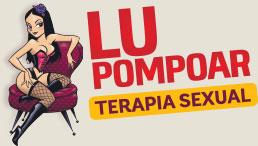 Lu Pompoar - Logo